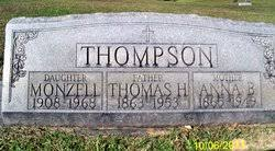 Thomas Hillary Thompson (1863-1953) - Find A Grave Memorial