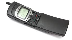 Nokia 7110 The fucking Matrix phone ...
