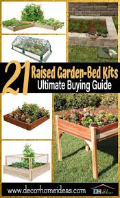 21 raised garden bed kits ultimate