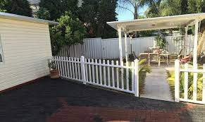 Modular Picket Fence Spark Homes