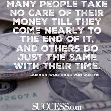 wise money quotes success