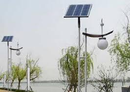 waterproof solar garden post lights