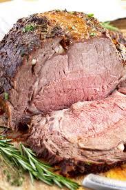 prime rib roast recipe with garlic and
