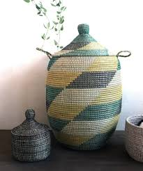 Need An Extra Storage Beautiful Graphic Baskets Modecorarts