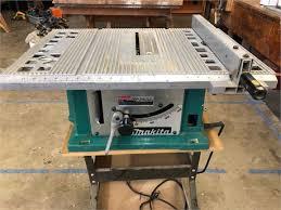 Machinerymax Com Makita 2708 Table Saw