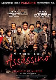 Memorie di un Assassino - Memories of Murder, il poster italiano ...