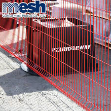 China Welded Wire Mesh Fence Clips Sxt12 Details China Triangle Top Fence And 3d Wire Mesh Fence Price