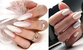 Bialy Manicure 20 Subtelnych Zdobien