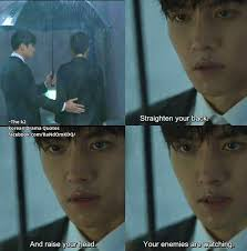 image result for the k your enemies are watching ese drama