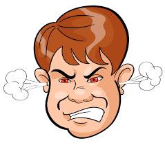 Image result for frustration caricature