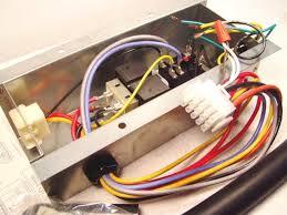 3500 5841 b a c control box 4 wire