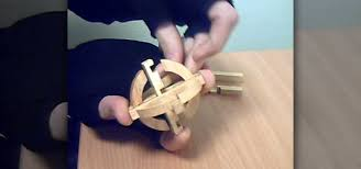 wooden ball puzzle puzzles