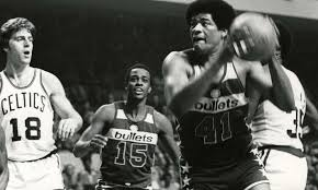 Hall of Famer center Wes Unseld has died at the age of 74