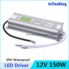 dc 12v 150w led driver transformers