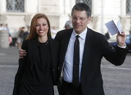 Carlotta Mantovan: biografia, età e gossip della moglie di ...