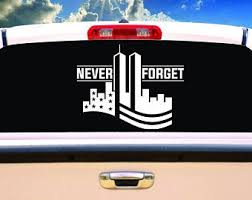 9 11 Decal Etsy