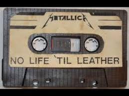 metallica no life til leather power