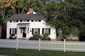 Picket Fence Designs Pictures Of Popular Types Designing Idea