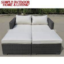 modern rattan garden furniture outdoor