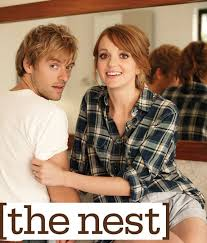 Adam Campbell and Jayma Mays in The Nest Magazine, Winter 2010 ...