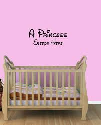 A Princess Sleeps Here Vinyl Wall Decal Sticker This Online Store Powered By Storenvy