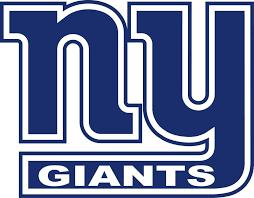 New York Giants Ny Logo Window Wall Decal Vinyl Car Sticker Any Color New York Giants Logo New York Giants Ny Giants