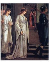 Don T Miss Deals On Sir Edward Burne Jones The Princess Sabra Led To The Dragon Wall Decal