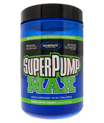 gaspari nutrition superpump max sour