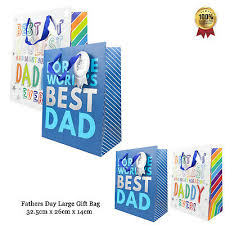 fathers day birthday gift bag dad