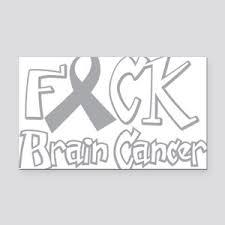 Brain Cancer Car Magnets Cafepress