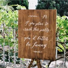 Stizzy Wall Decal Wedding Party Welcome Sign Wall Sticker Word Quote Removable Love Story For Wood Board Wallpaper Decor A905 Wall Stickers Aliexpress