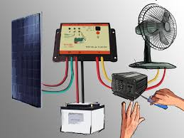 solar photovolc power generator