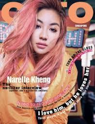 cleo singapore magazine