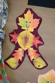 Make a leaf man craft to go along with... - The Imagination Tree   Facebook