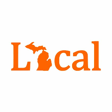 Local Michigan Vinyl Car Decal Michigan Decals Michigan Apparel Michigan Clothing