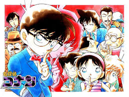 Detective conan: game over (fanfic) - Chapter 29 : the end (part 1 ...