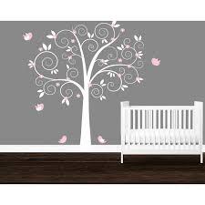 Harriet Bee Solley Simple Tree Wall Decal Wayfair