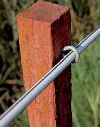 Electric Fence Spacing Fence Posts Electric Fence