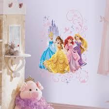 Room Mates Disney Princess Wall Decal Reviews Wayfair
