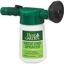 gs 2071c best garden hose end sprayer