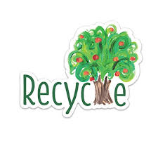 The Farming Artistrecycle Decal Recycle Sticker Save The Earth Decal Recycle Bumper Sticker Trash Can Decal Eco Conscious Decal Tumbler Decal Cooler Sticker Water Bottle Sticker Dailymail