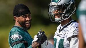 Giants vs. Eagles injury report