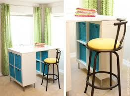 12 awesome diy craft tables with free