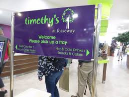 cafe sign picture of timothy s at