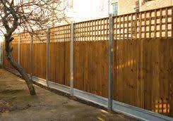 Trellis Fencing Panels London Small Garden Fence Modern Fence Fence