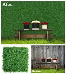 Uland Artificial Hedges Panels Boxwood Greenery Privacy Fence Screen Weddings For Sale Online