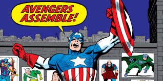 When Did Captain America First Yell 'Avengers Assemble!' in the ...