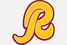 Washington Redskins Nfl Fedexfield Decal Washington Redskins Text Sport Logo Png Pngwing