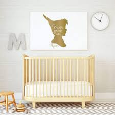 Peter Pan Wall Decal Amazon Quotes Silhouette Art Rabbit Ebay Never Grow Up Uk Australia Vamosrayos