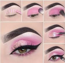 pink eye makeup ideas saubhaya makeup